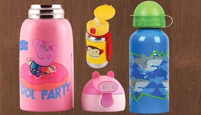 Best Stainless Steel Water Bottle For Toddlers India