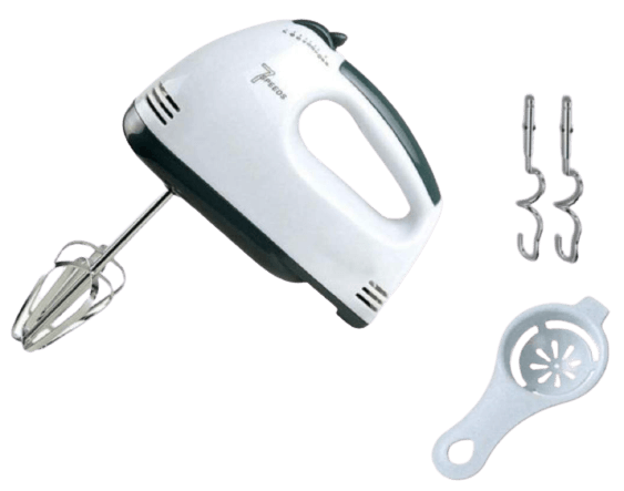 Mars 7 Speed Roasting Appliances Hand Held Electric Egg Beater
