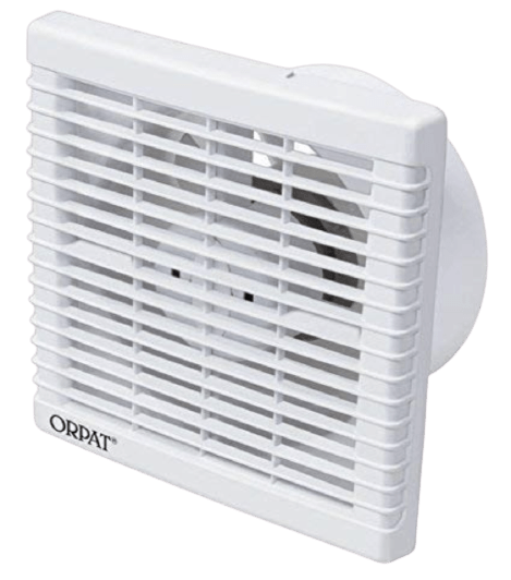 Kitchen Exhaust Fans for Indian Cooking - Orpat Ventilation Fan 6 Inches