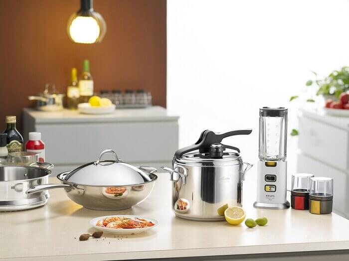 Heavy Bottom Stainless Steel Cookware India