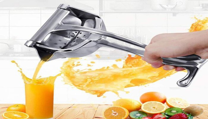 Manual Fruit Juicer All Metal Body - An Ultimate Guide