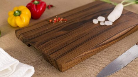 6 Best Wooden Chopping Board With Attached Knife