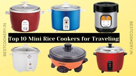 Top 10 Mini Rice Cooker for Traveling India