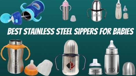 10 Best Stainless Steel Sippers For Babies in India (2021)