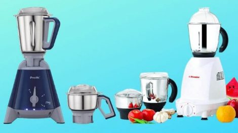Best Mixer Grinder for Indian Cooking in the USA - Ultimate Buying Guide