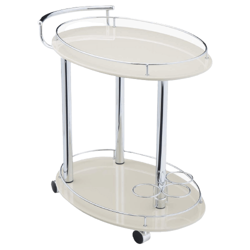 Home centre Canova food serving trolley