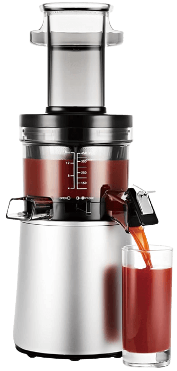 Hurom H-AA Series Cold Press Slow Juicer with Dual Rotation Speed