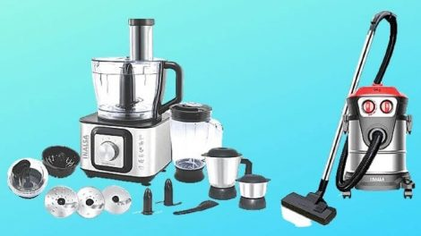 Inalsa food processor spare parts online - How and Where to Buy?